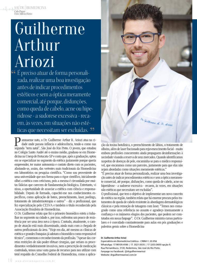 Dr. Guilherme Arthur Ariozi